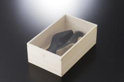女性用靴収納の場合