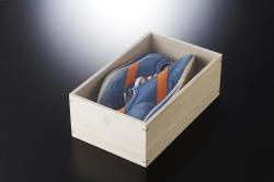 男性用靴収納の場合